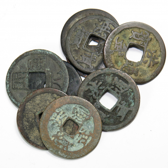 Moneta epoca Ming