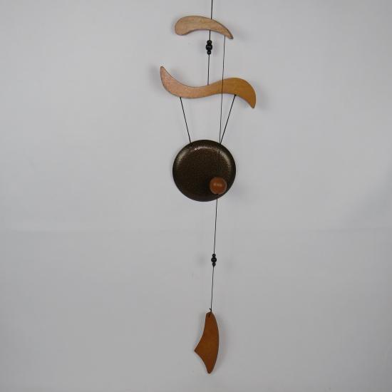 Campana a vento Gong