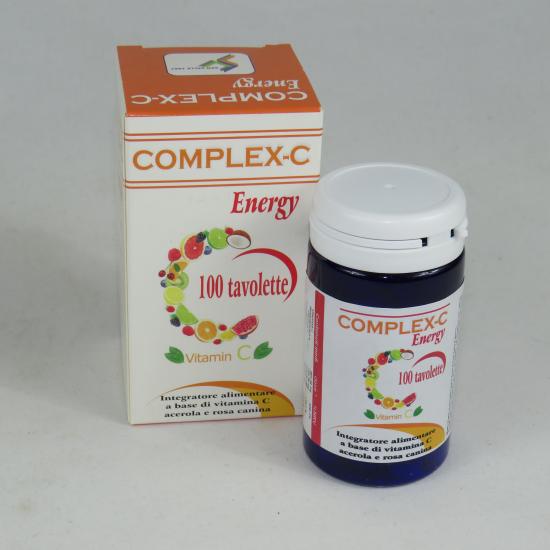 Compresse Complex-C Vitamina C 100 cpr.