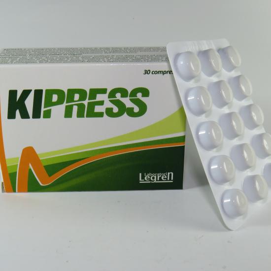 KIPRESS favorisce il benessere cardio circolatorio