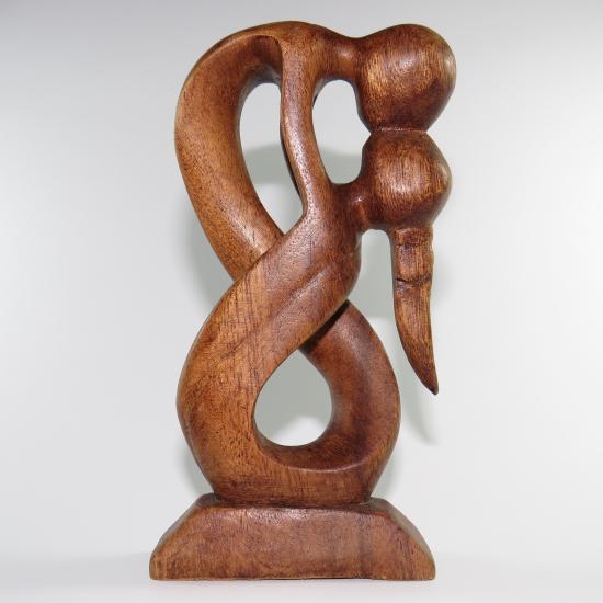 Amorini a spirale 20 cm
