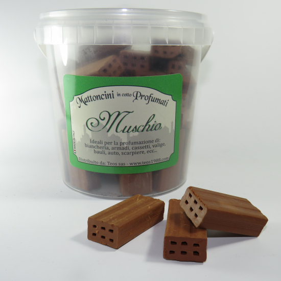 Mattoncino profumato - Muschio