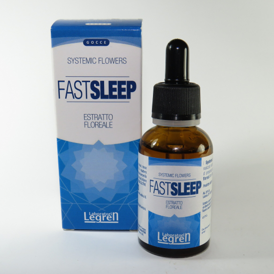 FAST SLEEP - estratto floreale