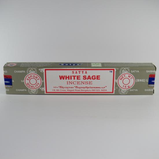 Incensi Satya - Salvia bianca