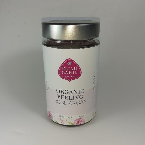 Scrub corpo argan e rose organico