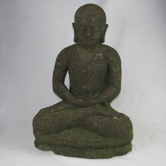 Monaco in meditazione