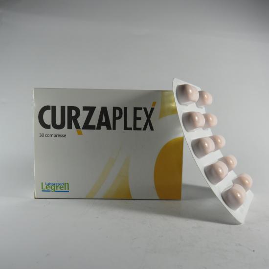 CURZAPLEX per contrastare stress ossidativo e flogosi cronica