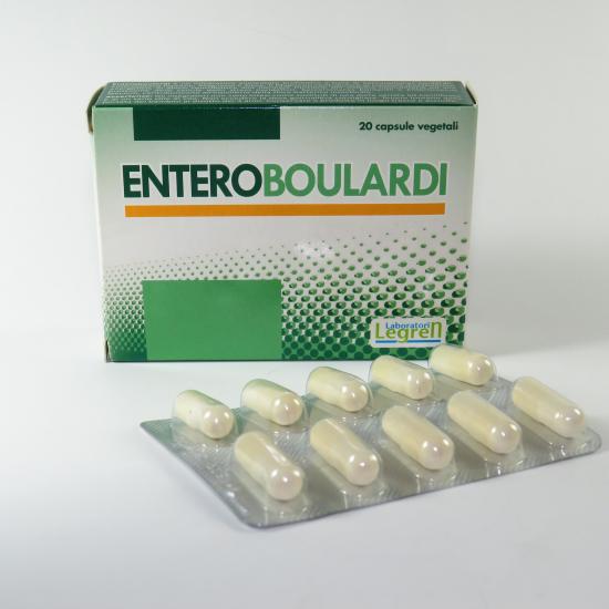 ENTEROBOULARDI integratore probiotico