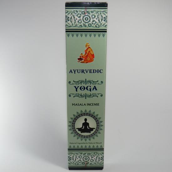 Incenso Ayurvedic masala - Yoga