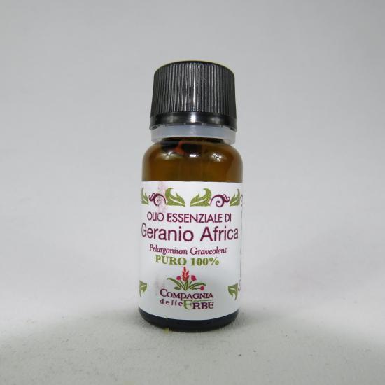 Olio essenziale GERANIO AFRICA (Pelargonium Graveolens)
