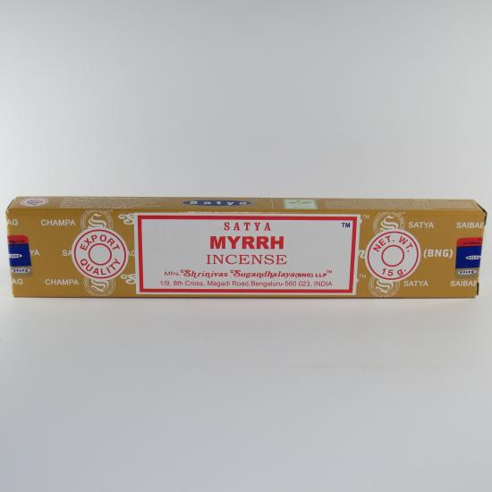 Incensi Satya - Mirra