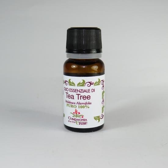 Olio essenziale TEA TREE (Melaleuca Alternifolia)