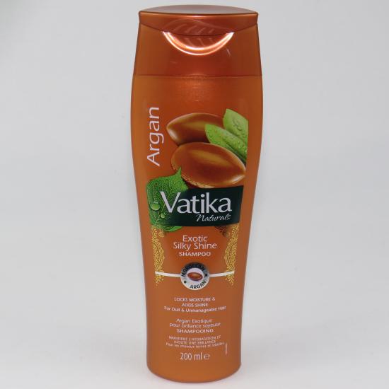 Shampoo all'argan
