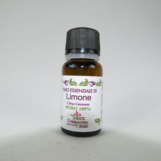 Olio essenziale LIMONE (Citrus Limonum)