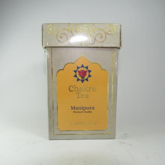 Tisana Chakra Tea - 3° chakra Manipura BIO