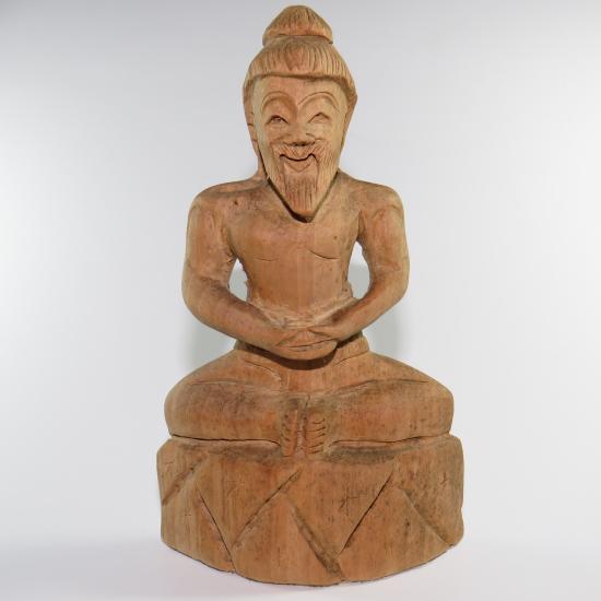 Statue Yogi