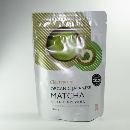 Tè Matcha BIO qualità premium