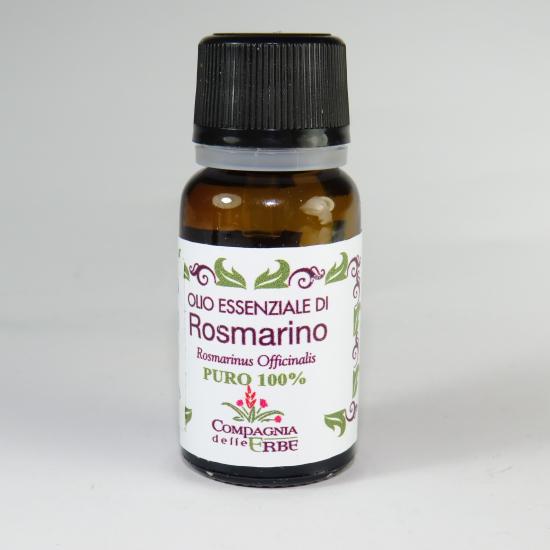 Olio essenziale ROSMARINO (Rosmarinus Officinalis)