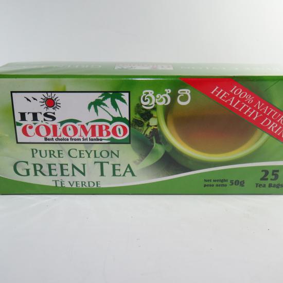 Tè  verde in bustine