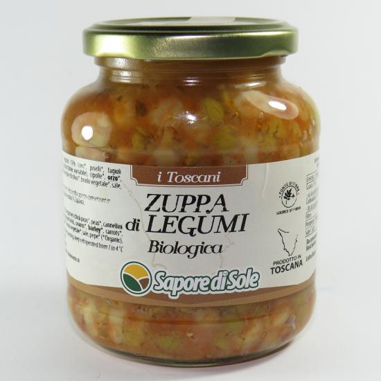 Zuppa di Legumi BIO