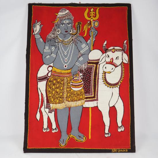 Shiva e Nandi