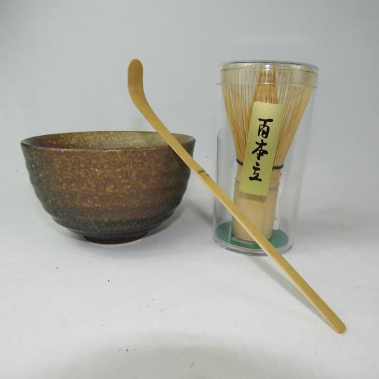 Set cerimoniale per tè Matcha