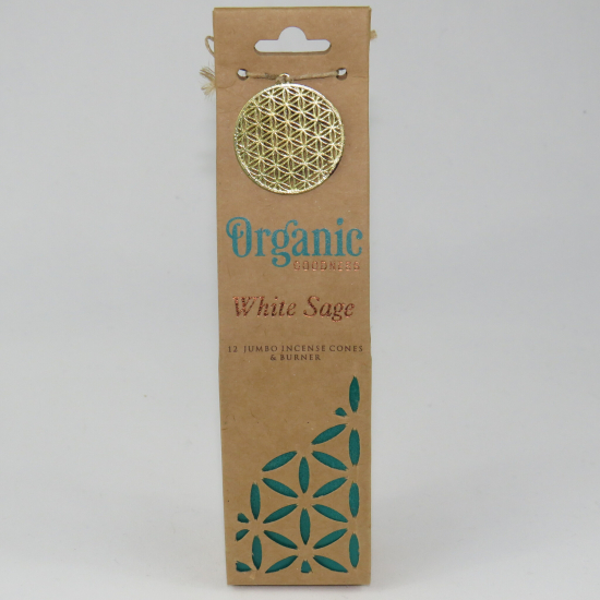 Maxi coni organic Song of India WHITE SAGE