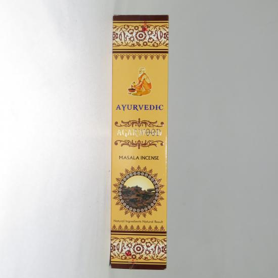 Incenso Ayurvedic masala - Agarwood
