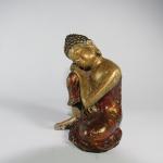 Statua buddha pensante