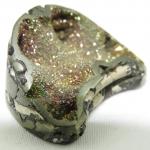 Ammonite piritizzata