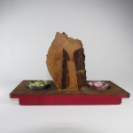 Altare buddha