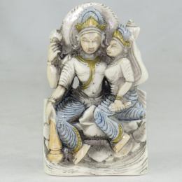 Visnu e Lakshmi