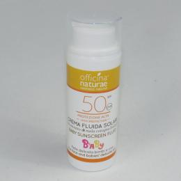 Crema Fluida Solare SPF 50